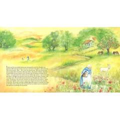 Illustrations de Marjan van Zeyl  pleines pages couleurs